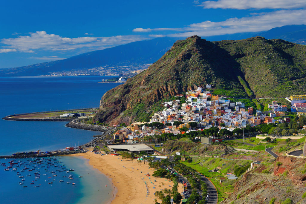 Tenerife-Canary Islands