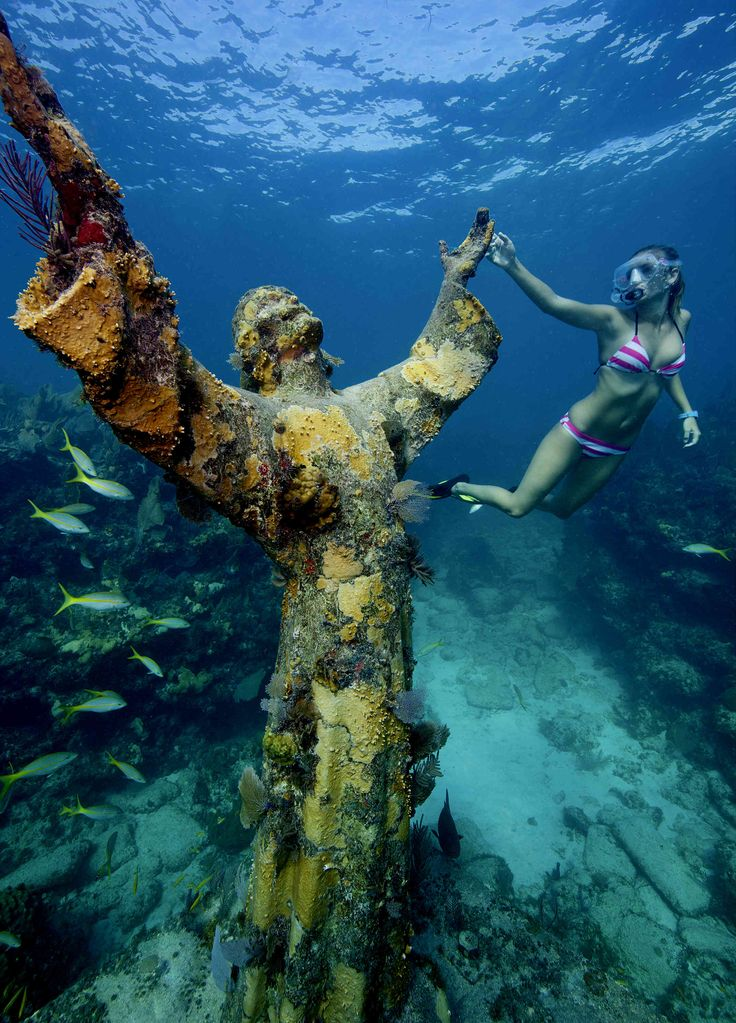 Christ of the Depth