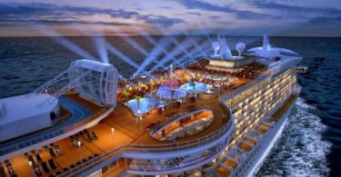 Luxury Ocean Liners