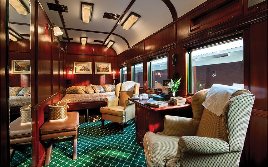 expensive train