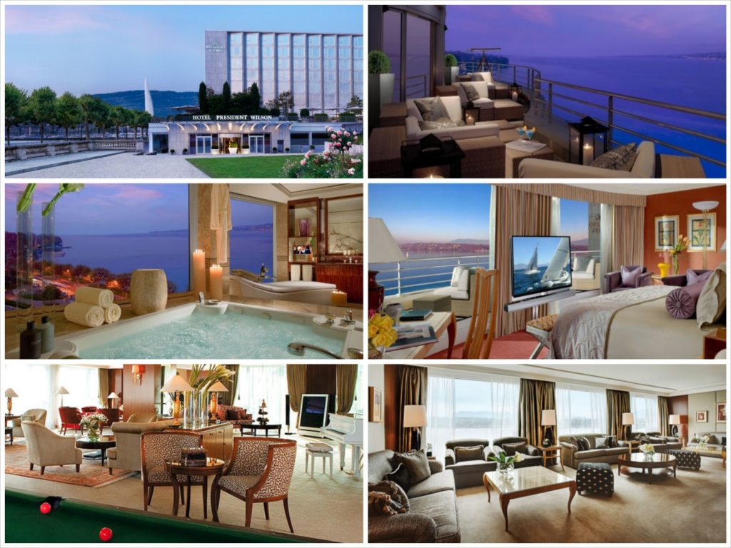 Top 14 of the world 39 s most expensive suites page 14 of for Royal penthouse suite hotel president wilson